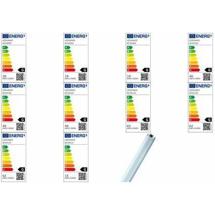osram leuchtstofflampe lumilux t8 36 watt g13 865 517858 bei g nstig kaufen. Black Bedroom Furniture Sets. Home Design Ideas