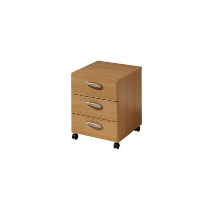 wellem bel rollcontainer b ro aktion ahorn nachbildung 82007224 bei g nstig. Black Bedroom Furniture Sets. Home Design Ideas