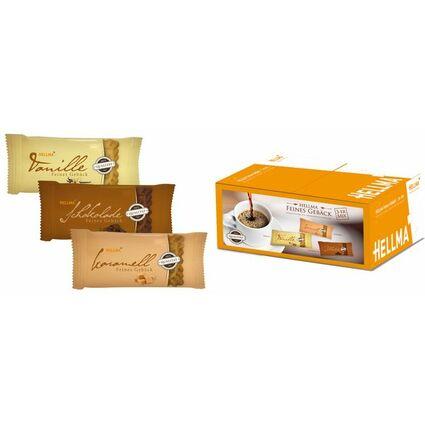 hellma feines geb ck 3er mix einzeln verpackt im karton 70101544 bei g nstig. Black Bedroom Furniture Sets. Home Design Ideas