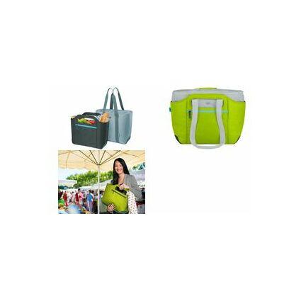 alfi Kühltasche ISOBAG, Größe: M, apfelgrün