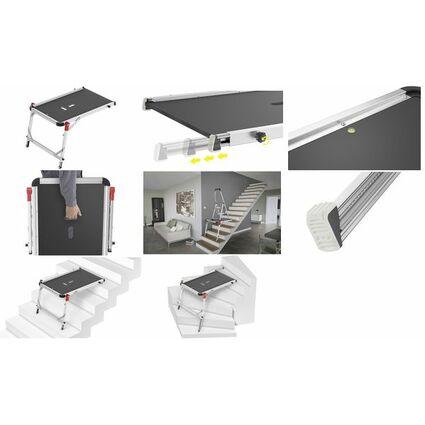 Hailo Arbeitsplattform TP1, für Treppenhäuser