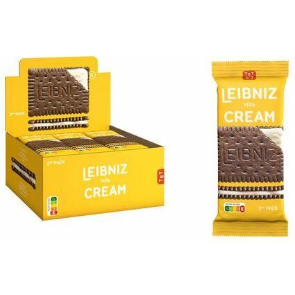 """LEIBNIZ Doppelkeks """"Keks'n Cream Milk"""" 2er, im Display"""