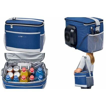 CLATRONIC Kühltasche KT 3720, blau