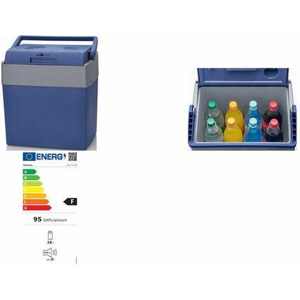 CLATRONIC Kühlbox KB 3714, blau/grau