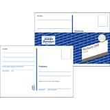 Herlitz Postkarten DIN A6 170 g//qm weiß 20 Karten