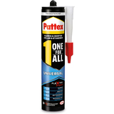 Pattex universal-montagekleber One for All, transparent