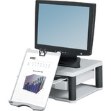 Fellowes Monitorständer premium Plus, platin