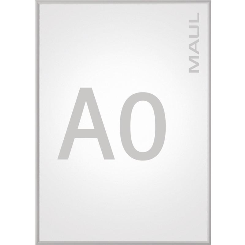 MAUL Plakatrahmen standard, DIN A0 - 825 x 1.173 mm 66040-08 bei www ...