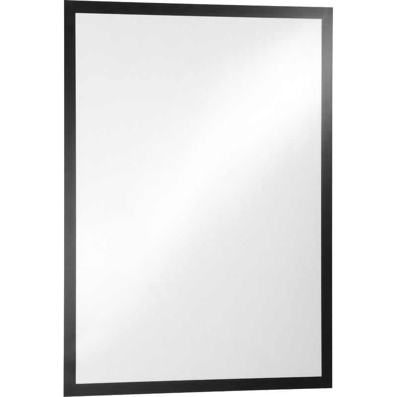 durable plakatrahmen duraframe poster din a1 schwarz. Black Bedroom Furniture Sets. Home Design Ideas