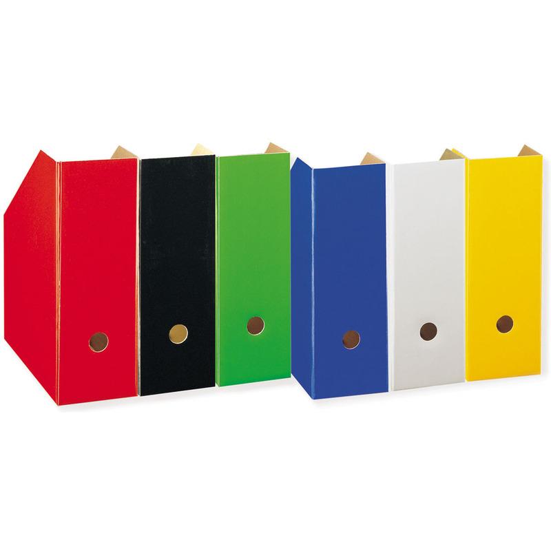 Landr stehsammler a4 extra breit serie color gelb for Schreibtisch extra breit