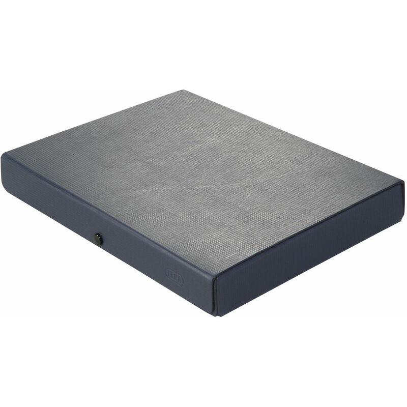elba dokumentenmappe din a4 f llh he 40 mm blau 400001922 bei g nstig kaufen. Black Bedroom Furniture Sets. Home Design Ideas