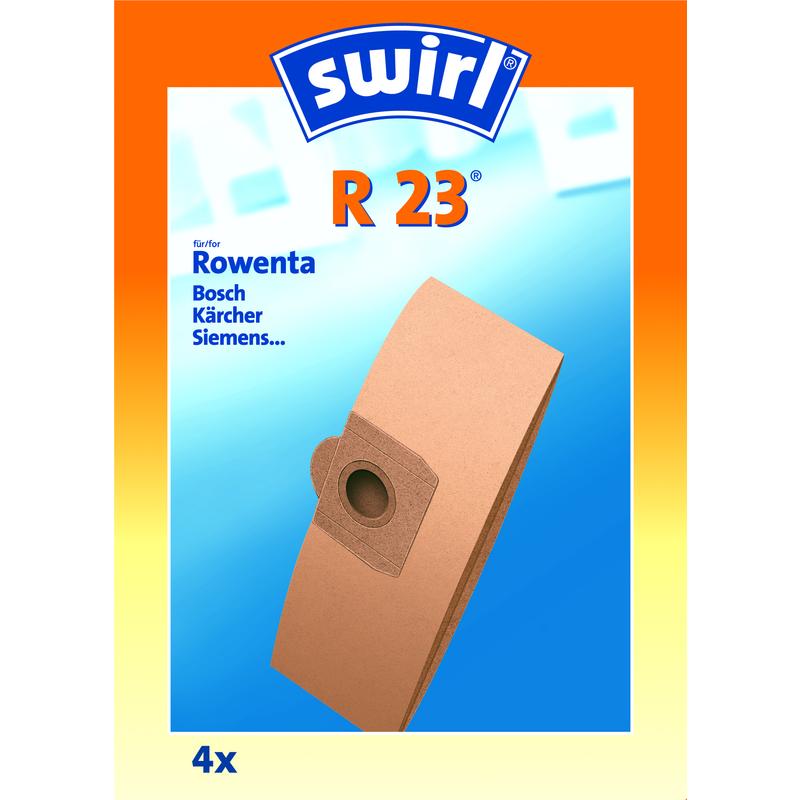 swirl staubsaugerbeutel r 23 aus spezialpapier 4006508120970 bei g nstig kaufen. Black Bedroom Furniture Sets. Home Design Ideas