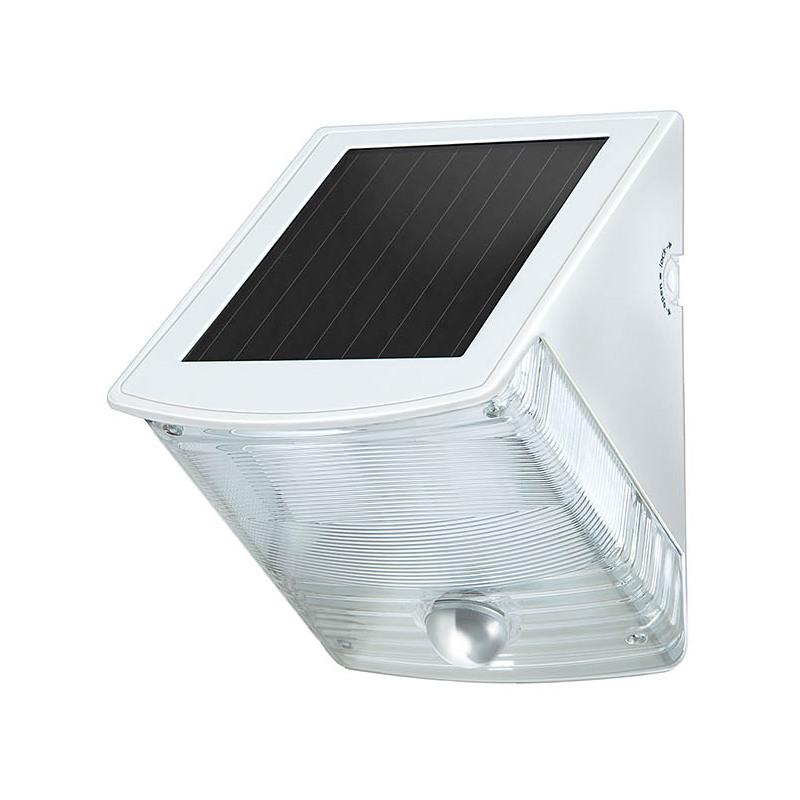 brennenstuhl solar led au enleuchte sol 4 plus ip44 wei 1170870 bei g nstig. Black Bedroom Furniture Sets. Home Design Ideas