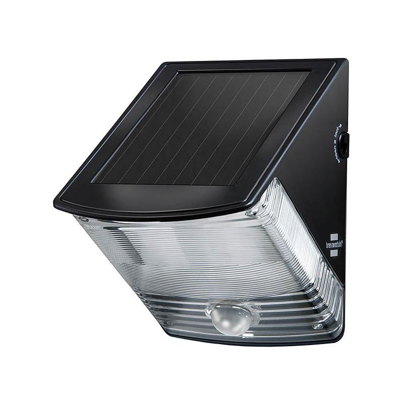 brennenstuhl solar led au enleuchte sol 4 plus ip44 schwarz 1170970 bei. Black Bedroom Furniture Sets. Home Design Ideas