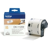 brother dk-11209 Adress-Etiketten, 29 x 62 mm, weiß