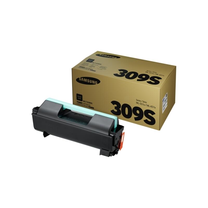 original toner f r samsung laserdrucker ml 5510nd 6510nd mlt d309s els bei. Black Bedroom Furniture Sets. Home Design Ideas