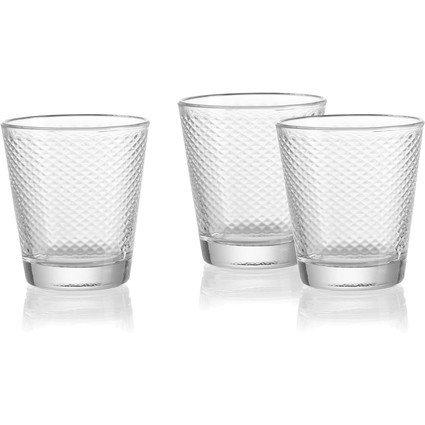 "Flirt by R & B Longdrinkglas ""Diamond"", 0,36 l"
