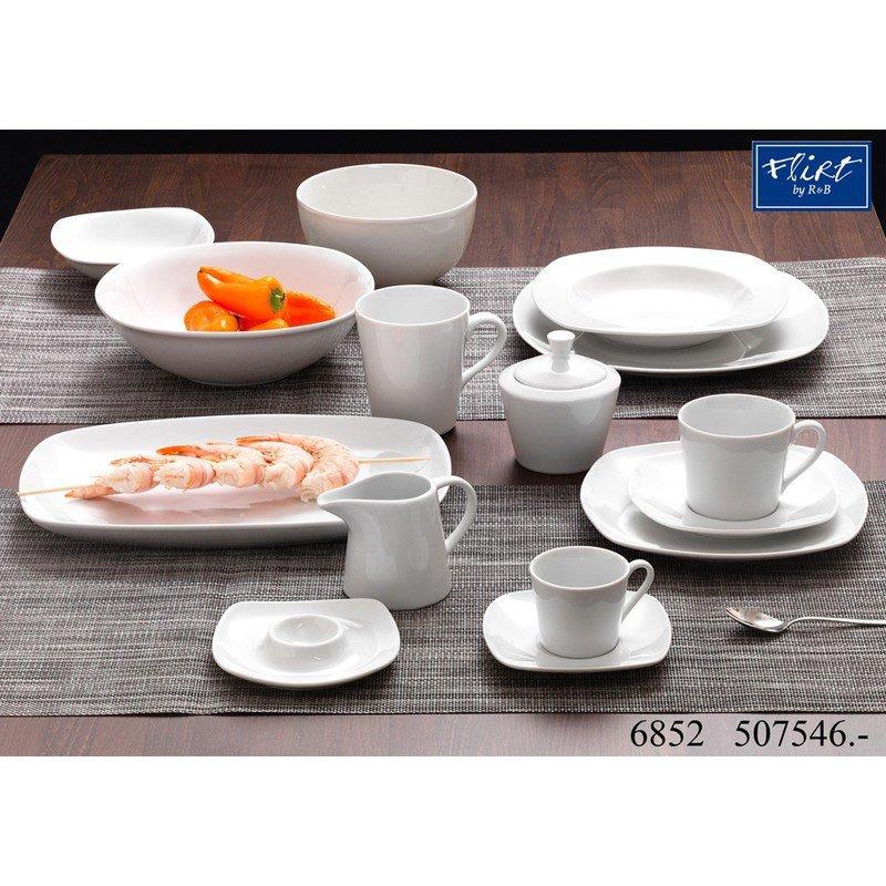 flirt by r b tafelservice primo 12 teilig 507553 bei g nstig kaufen. Black Bedroom Furniture Sets. Home Design Ideas